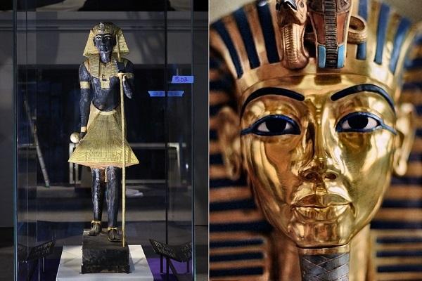 Cơ hội chiêm ngưỡng kho báu của Pharaoh nổi tiếng nhất Ai Cập