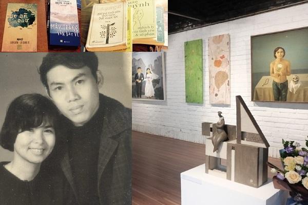 'Mây trắng' trĩu nặng vì tình yêu trong tưởng nhớ Xuân Quỳnh - Lưu Quang Vũ