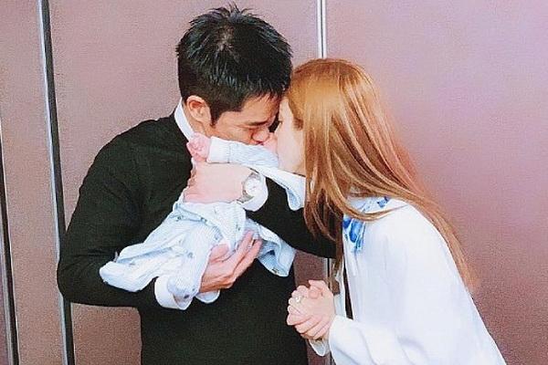 """Trịnh Gia Dĩnh """"phát điên"""" khi lần đầu làm cha"""