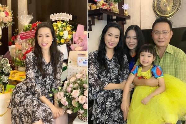 NSƯT Trịnh Kim Chidành tiền tổ chức sinh nhật đi làm thiện nguyện