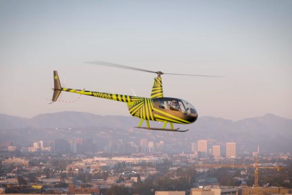 Sắp có trực thăng tự lái đầu tiên trên thế giới