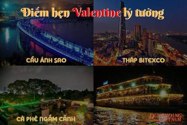 Valentine trong mùa dịch, nên đi đâu?