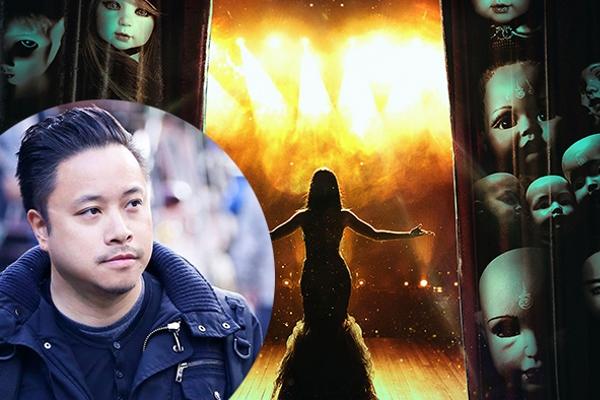 Victor Vũ tiếp tục 'chơi' phim kinh dị
