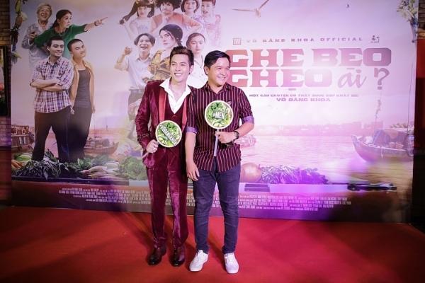 Võ Thanh Hoà 'chơi' web-drama cùng Võ Đăng Khoa