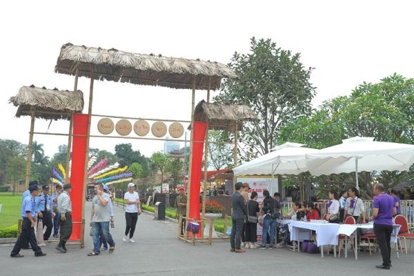 BTC Festival văn hóa truyền thống Việt bị phạt 10 triệu đồng