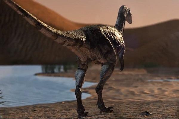 Phát hiện loài khủng long ăn thịt mới cách đây 90 triệu năm