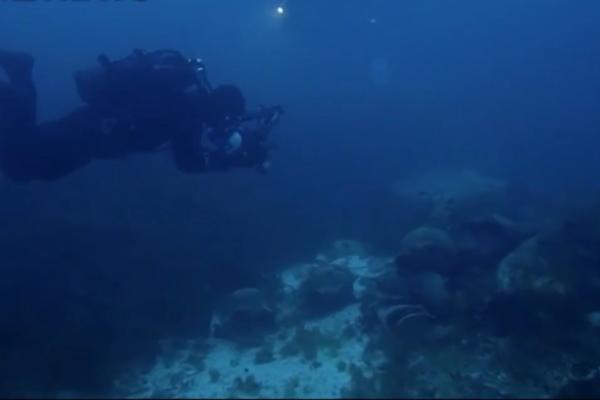 Tìm thấy xác tàu đắm cổ nhất thế giới ở biển Địa Trung Hải
