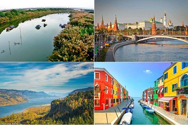Du lịch sông Hồng lọt top 8 tour sông nước ấn tượng nhất thế giới
