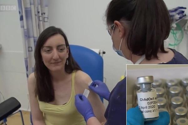 Anh thử nghiệm vaccine Covid-19 ở người