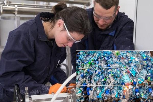 Giải pháp đột phá trong tái chế rác thải nhựa