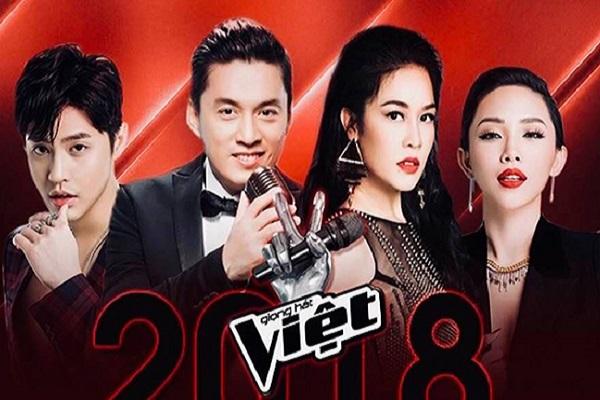 The Voice – chương trình truyền hình ăn khách khắp toàn cầu