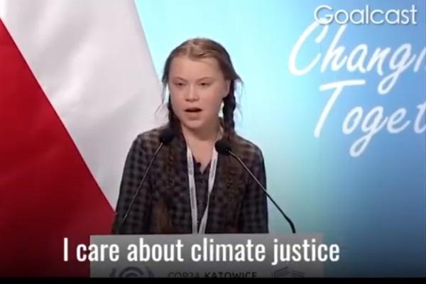 Bài phát biểu gây chấn động Liên Hiệp Quốc của nữ sinh 16 tuổi