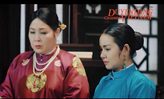 Amy Lê Anh: 'Được đứng chung với diễn viên gạo cội là cơ hội lớn'