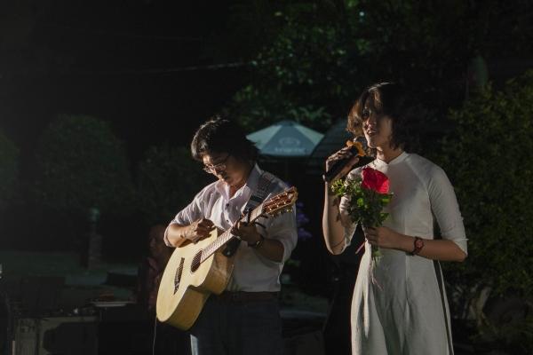 Ca khúc Huế, Sài Gòn, Hà Nội I Hoàng Trang