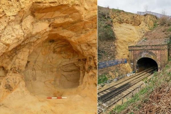 Phát hiện hang đá sa thạch hơn 700 năm