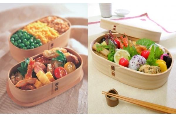 Hộp cơm gỗ, nghệ thuật tinh tế của người Nhật
