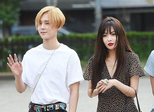 HyunA và bạn trai kém tuổi bị buộc phải rời khỏi công ty