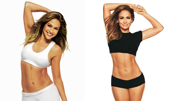 Vẻ tươi trẻ tuổi U50 của Jennifer Lopez