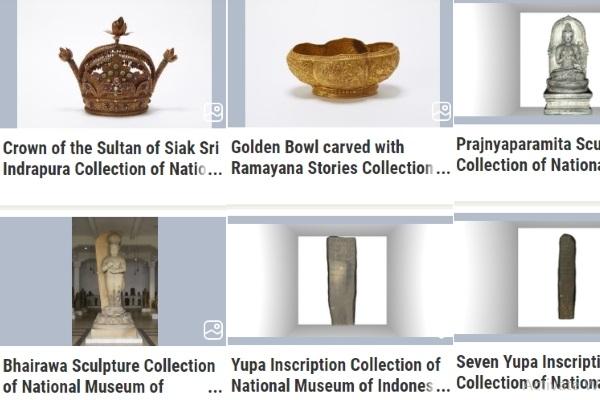 ASEAN có kho lưu trữ kỹ thuật số di sản văn hóa