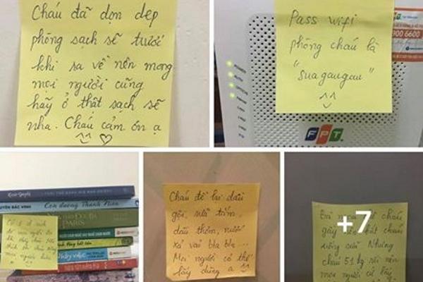 Lời nhắn nhủ dễ thương của 'cô giáo tương lai' đến người cách ly