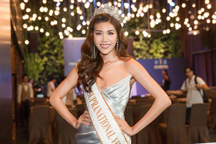 Minh Tú được dự đoán đoạt Á hậu Siêu Quốc gia 2018