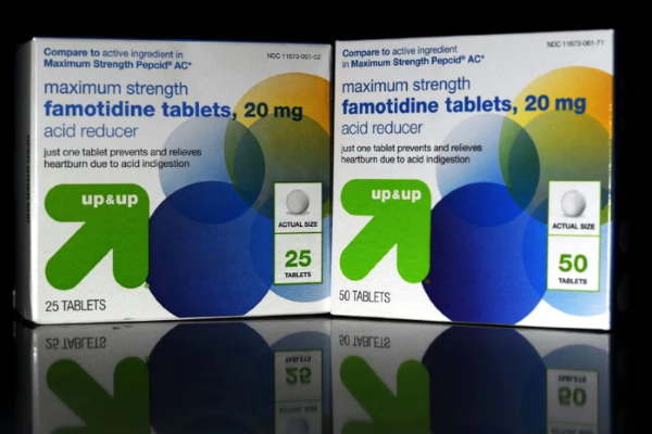 Mỹ thử nghiệm dùng thuốc trào ngược dạ dày chữa Covid-19