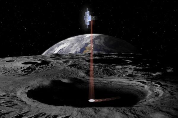 NASA khai thác băng trên Mặt trăng làm nước uống và nhiên liệu tên lửa