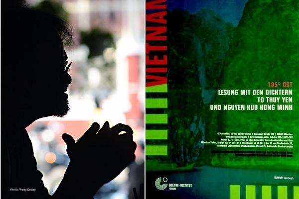 Nguyễn Hữu Hồng Minh: Cầu vồng của thơ