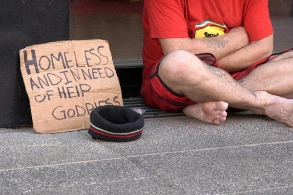 Người vô gia cư tránh dịch trong… khách sạn 5 sao