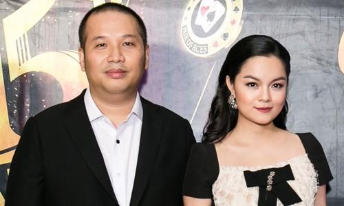 Phạm Quỳnh Anh và nhà sản xuất Quang Huy đệ đơn ly hôn