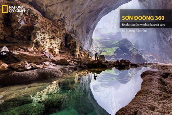 Ngồi ở nhà vẫn khám phá được hang động lớn nhất thế giới