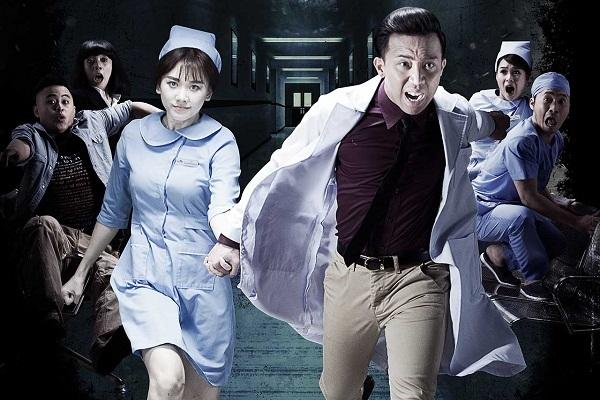 """Trấn Thành – Hari Won: Nên duyên từ """"Bệnh viện ma"""""""