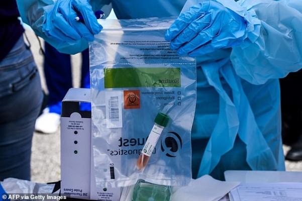 Lập bản đồ lây lan virus nCoV bằng cách xét nghiệm chất thải