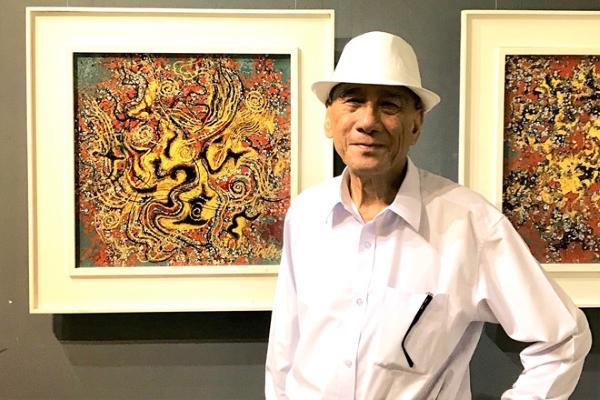 Trương Bé, họa sĩ của vũ trụ nhiều sắc màu