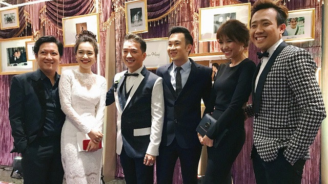 Đàm Vĩnh Hưng tiết lộ ngày cưới Trường Giang - Nhã Phương