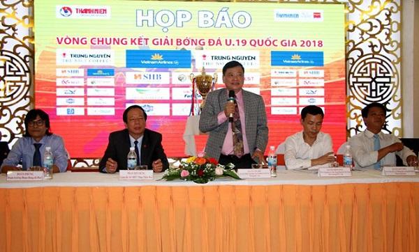 VCK giải bóng đá U.19 quốc gia: Hứa hẹn trình làng lứa tài năng mới