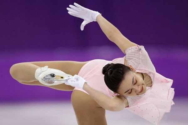 Môn thể thao 'đỏ mặt' nhất Olympic: Dàn mỹ nhân khoe đường cong táo bạo