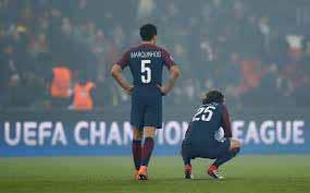 Đội hình hơn 1 tỉ euro, PSG vẫn thất bại ở Champions League