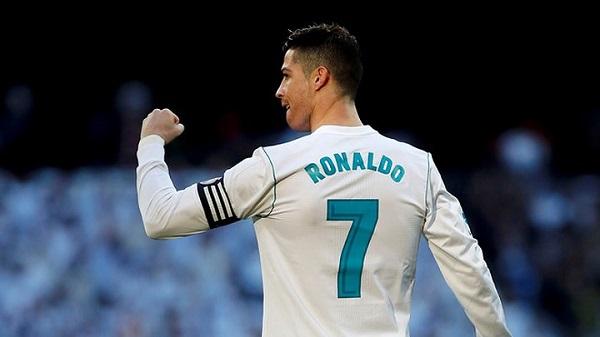 """Vua phá lưới Champions League 2017/2018: Ronaldo cô đơn trên """"đỉnh"""""""