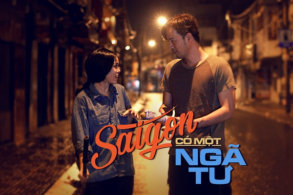 Đoàn Thanh Tài và Hoàng Vân Anh tái hợp trong vở kịch 'Sài Gòn có một ngã tư'
