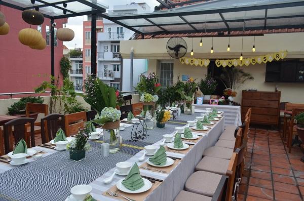 Muốn ăn thanh tịnh, ghé nhà hàng chay Sama Sama