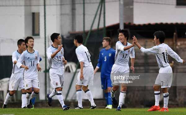 U16 Nhật Bản vùi dập đại diện Đông Nam Á 22-0