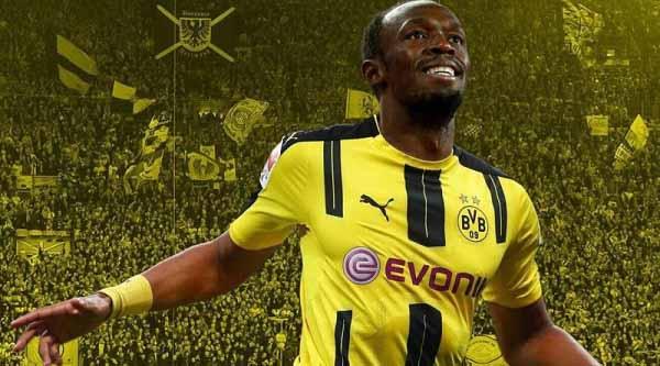 """""""Tia chớp"""" Usain Bolt ký hợp đồng bóng đá chuyên nghiệp ở tuổi 31"""