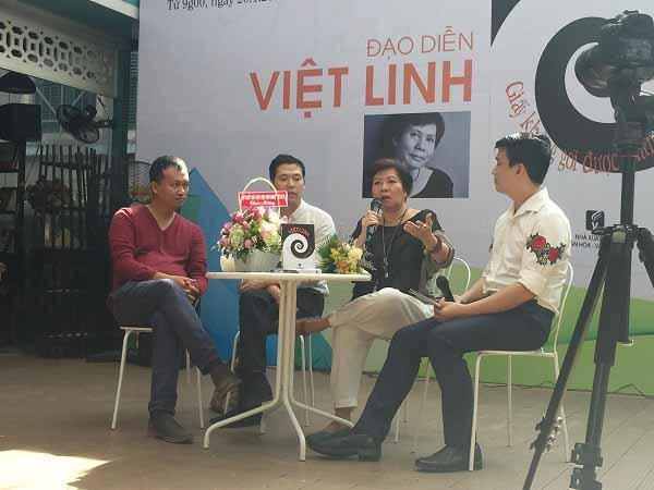 'Sứ mệnh giới thiệu' của đạo diễn Việt Linh