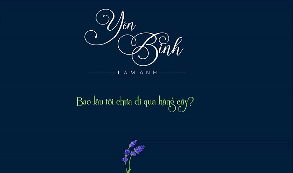 Yên Bình - Lam Anh