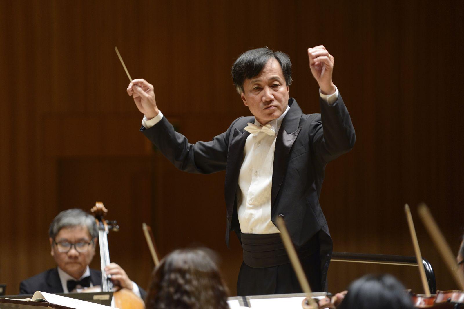Nhạc trưởng Trần Vương Thạch sẽ chỉ huy Đêm nhạc Ý