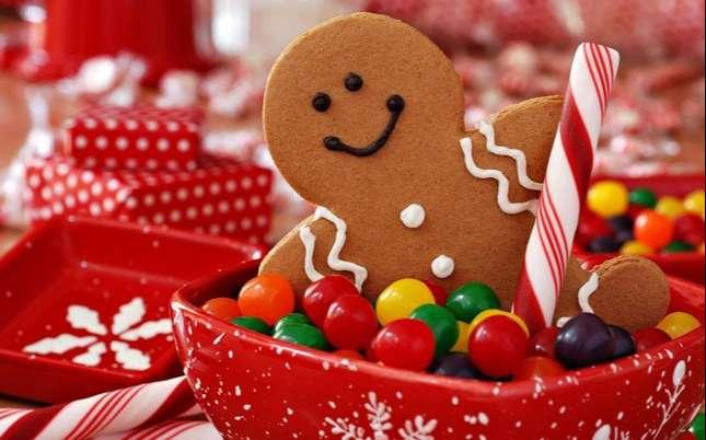 Bánh quy gừng, món bánh truyền thống mùa giáng sinh