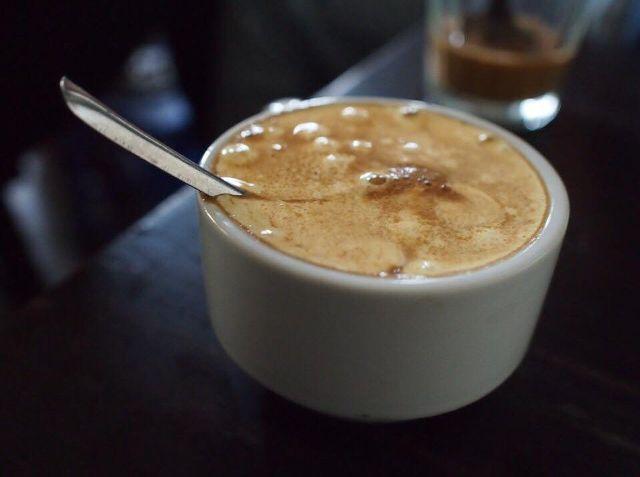 Mùa đông Hà Nội đến rồi, hãy qua Đinh thưởng thức cà phê trứng