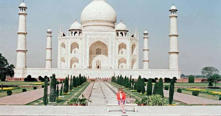 Ấn Độ hạn chế số du khách tham quan đền Taj Mahah