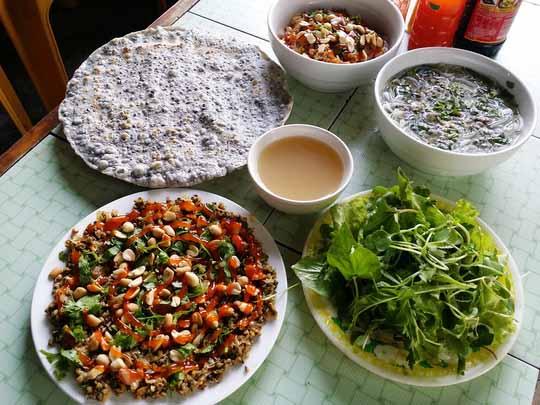 Bánh ngọt mùa giáng sinh siêu hot ở Sài Gòn